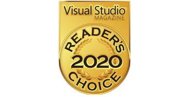 Visual Studio Magazine's 2020 Reader's Choice Awards