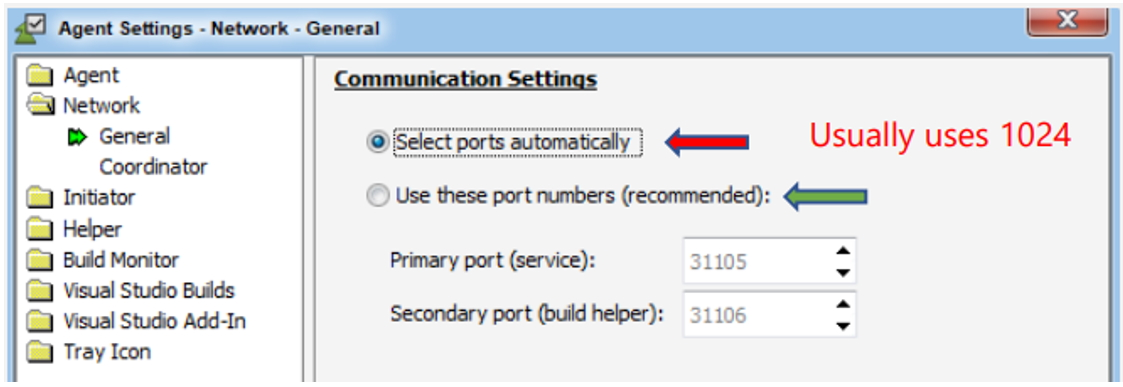 Ports - The Build Monitor