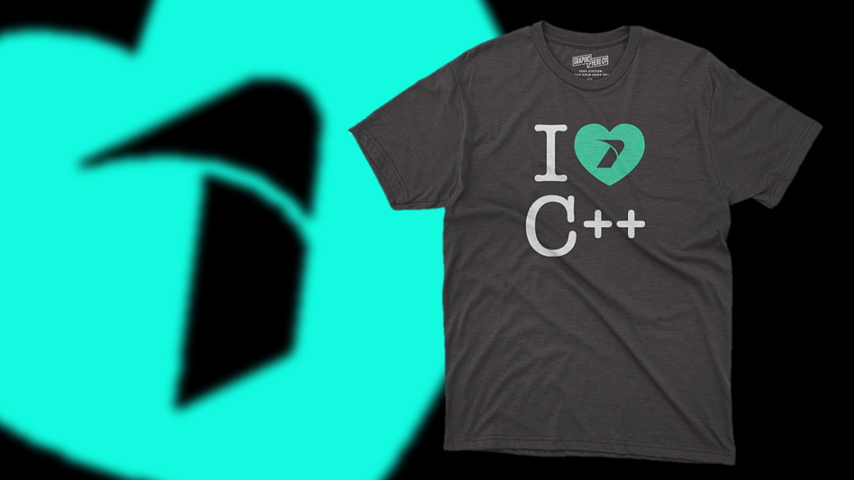 Valentine's Special: 8 Reasons Why We Love C++ (and How to Get Your Hands on This Cool T-Shirt)