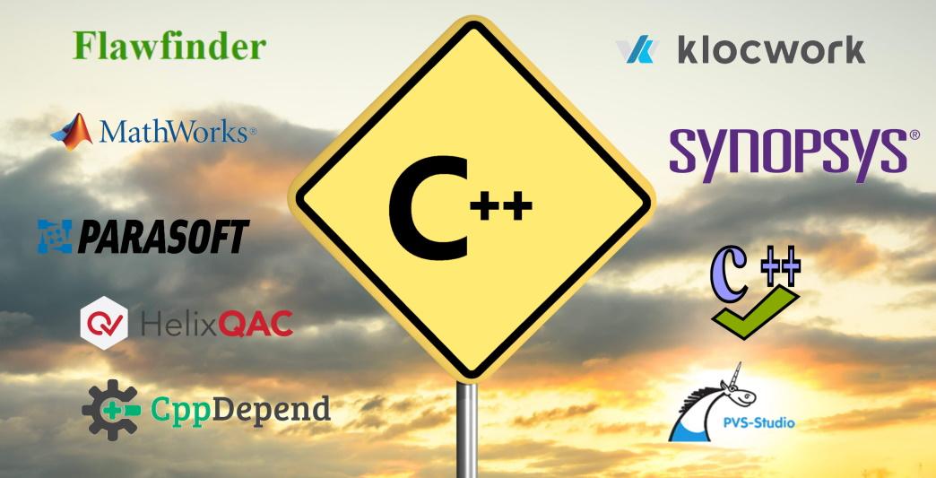 Top 9 C++ Static Code Analysis Tools