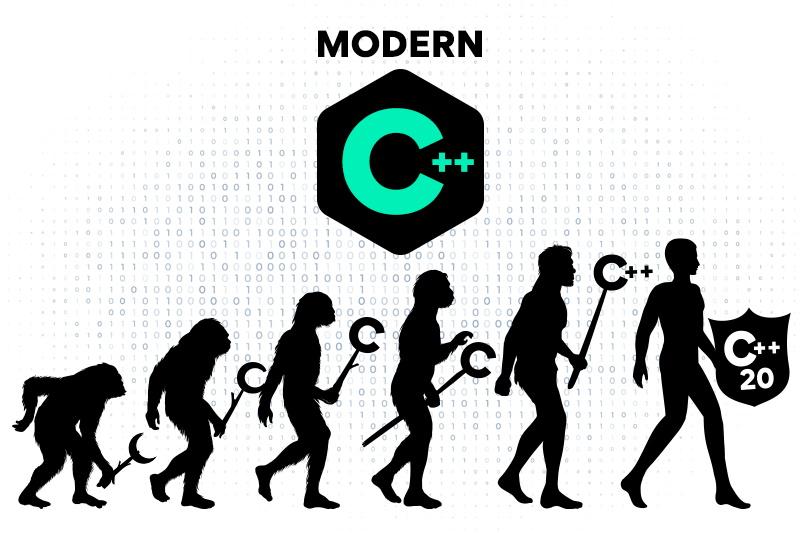 Modern C++ – The Evolution of C++