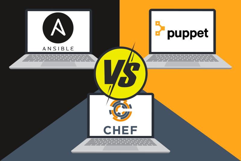 Ansible vs Puppet vs Chef — A 2021 Comparison of Configuration Management Tools